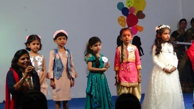 Ramp Walk by PPRT students